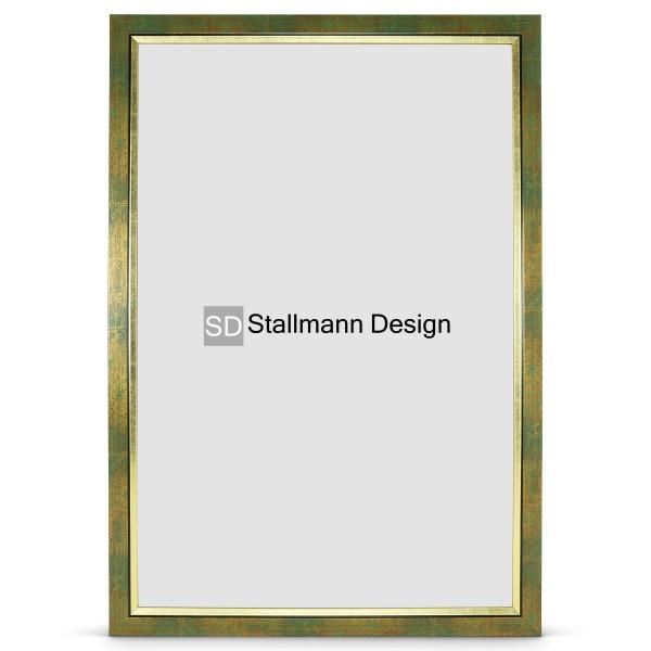 Stallmann Design Bilderrahmen gold gewischt, 61x91 MDF »my Frames«