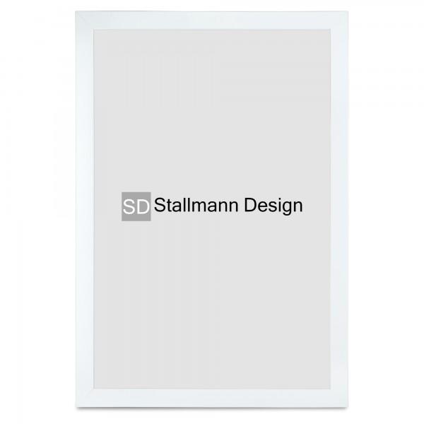 Stallmann Design Bilderrahmen weiß hochglanz ,10x15 MDF »New Modern«
