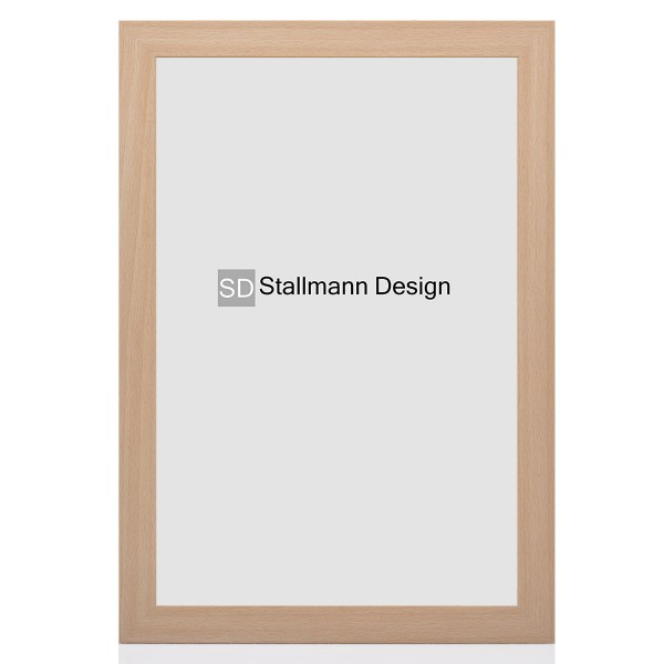 Stallmann Design Bilderrahmen buche, DIN A5 MDF »New Modern«