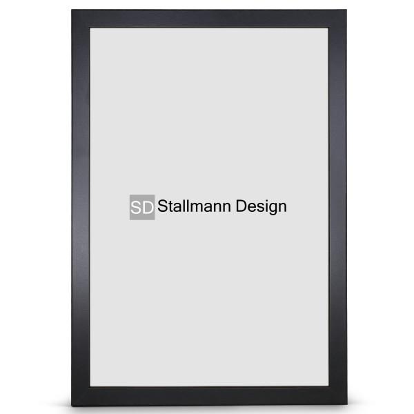 Stallmann Design Bilderrahmen schwarz, 36x49 MDF »New Modern«