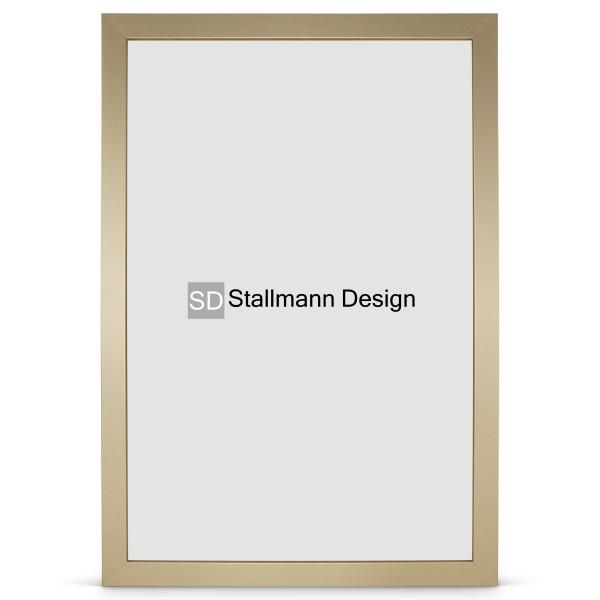 Stallmann Design Bilderrahmen gold, 50x70 MDF »New Modern«