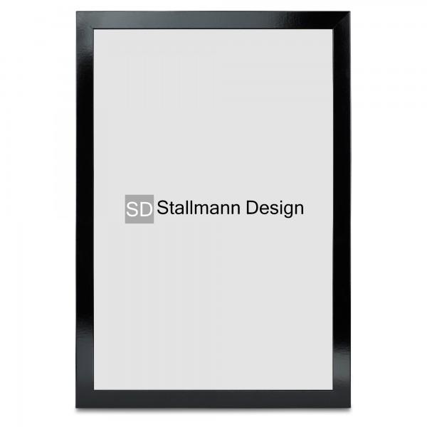 Stallmann Design Bilderrahmen schwarz hochglanz,10x15 MDF »New Modern«