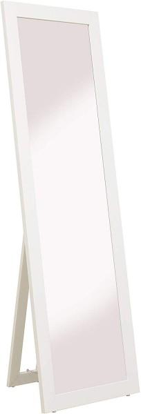 Stallmann Design Standspiegel weiß, 160x50 cm