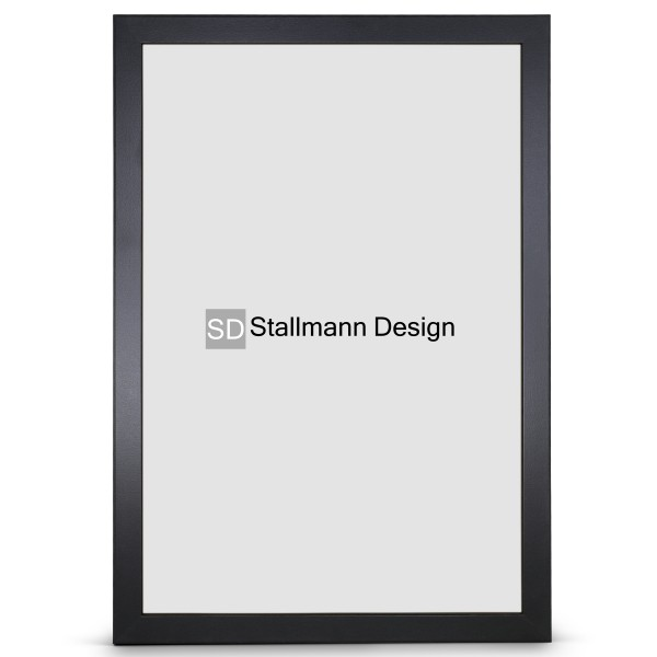 Stallmann Design Bilderrahmen schwarz, DIN A5 MDF »New Modern«