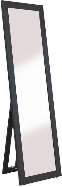 Stallmann Design Standspiegel schwarz, 160x50 cm