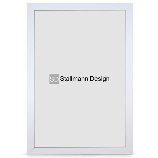 Stallmann Design Bilderrahmen weiß, 36x49 MDF »New Modern«