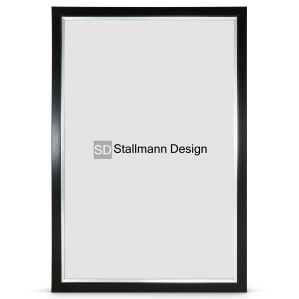 Stallmann Design Bilderrahmen schwarz, 40x50 MDF »my Frames«