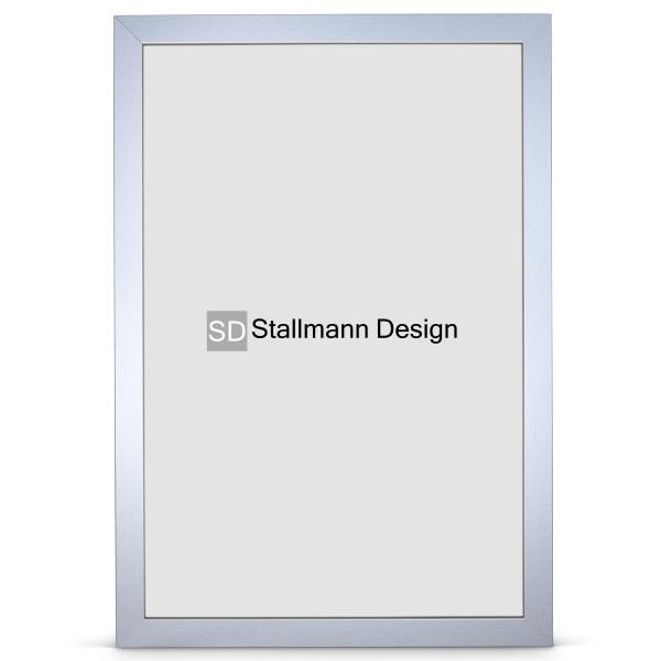 Stallmann Design Bilderrahmen alu gebürstet, 10x15 MDF »New Modern«