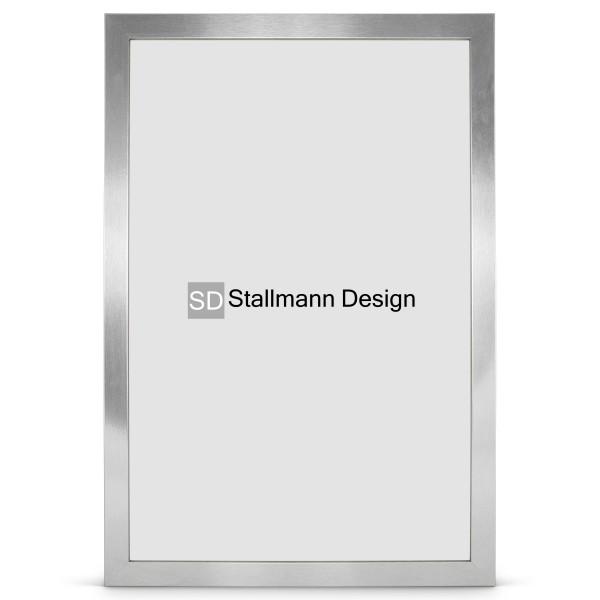 Stallmann Design Bilderrahmen edelstahl, 10x15 MDF »New Modern«
