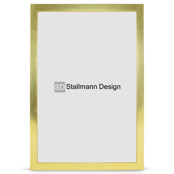 Stallmann Design Bilderrahmen gold glänzend,10x15 MDF »New Modern«