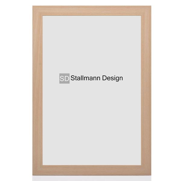 Stallmann Design Bilderrahmen buche, 36x49 MDF »New Modern«