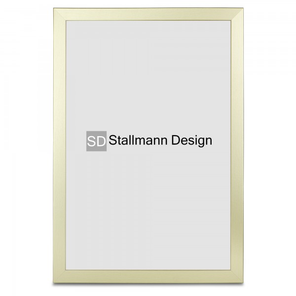 Stallmann Design Bilderrahmen gold,61x91 MDF »New Modern«-Copy