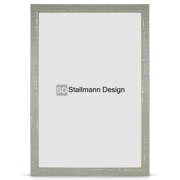 Stallmann Design Bilderrahmen grau ,10x15 MDF »Pure Wood«