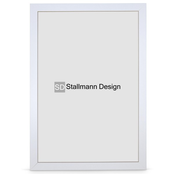 Stallmann Design Bilderrahmen weiss,10x15 MDF »New Modern«